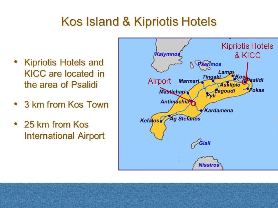Kos Island & Kipriotis Hotels