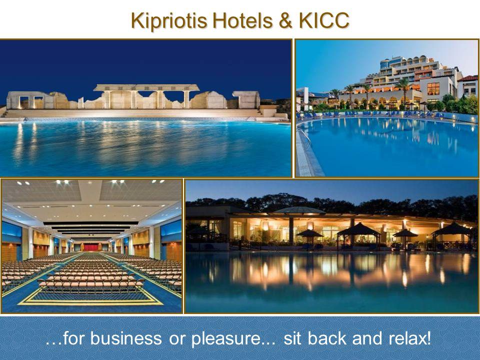 Kipriotis Hotels & KICC