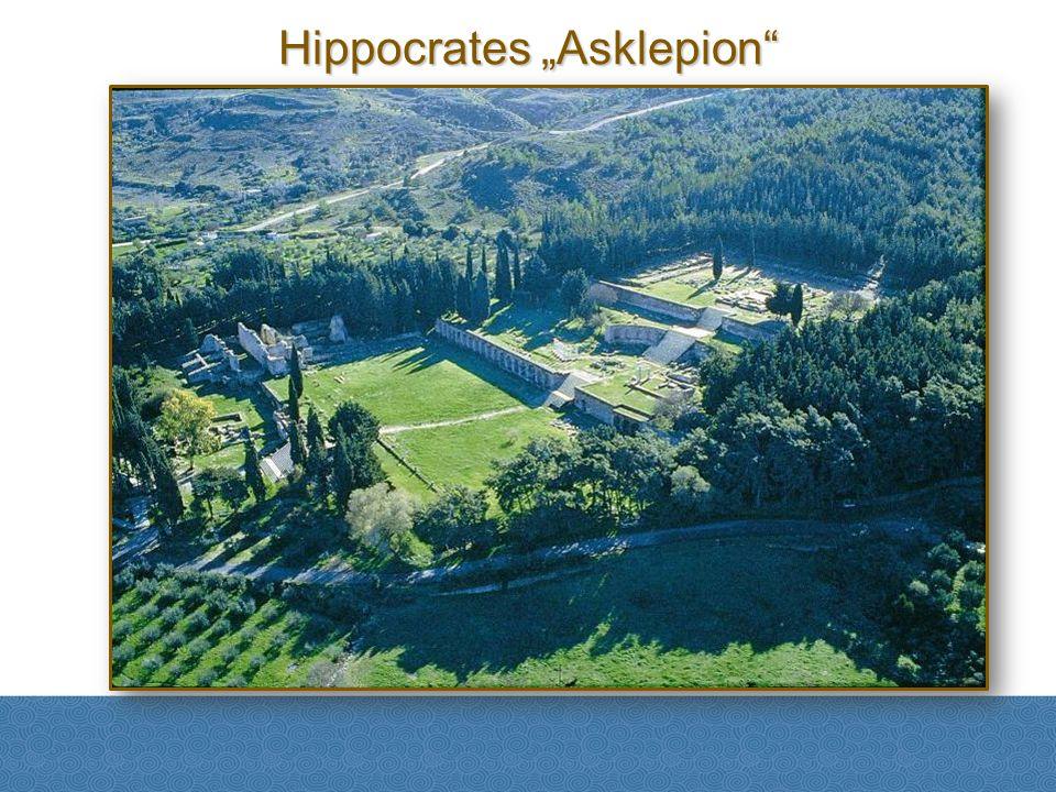 "Hippocrates ""Asklepion"