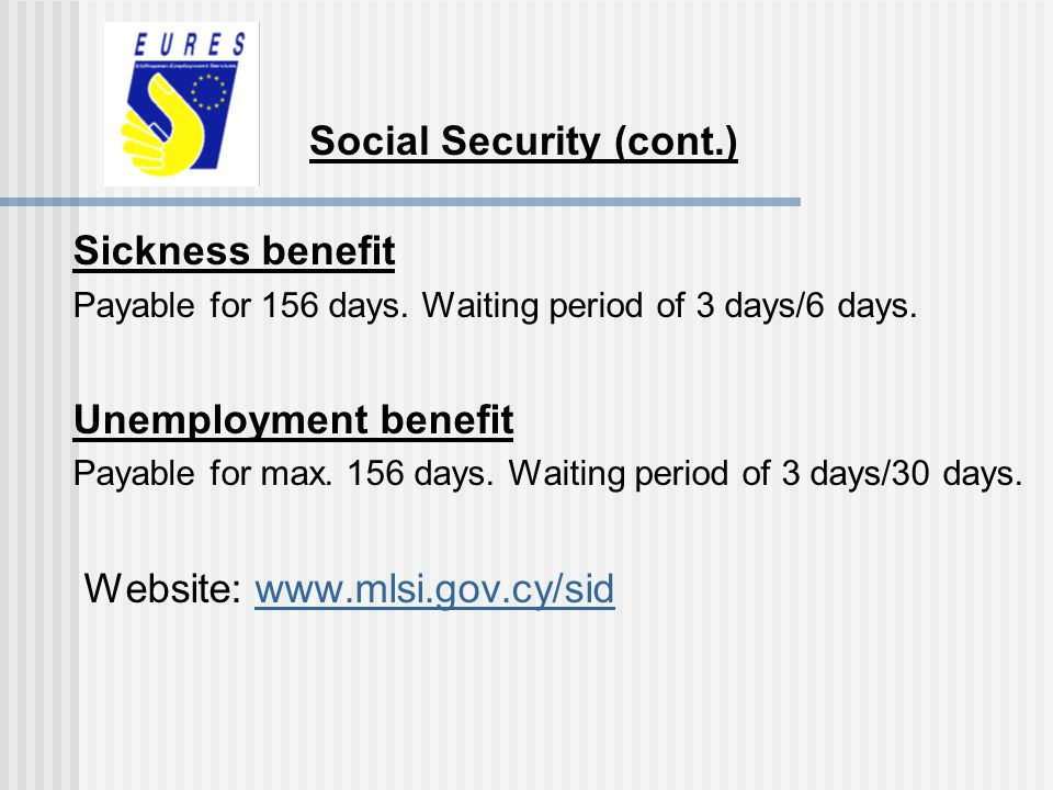 Social Security (cont.)