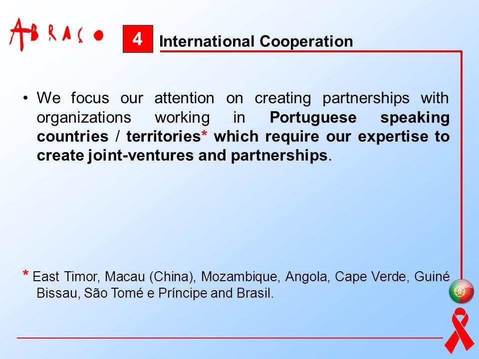 4 International Cooperation