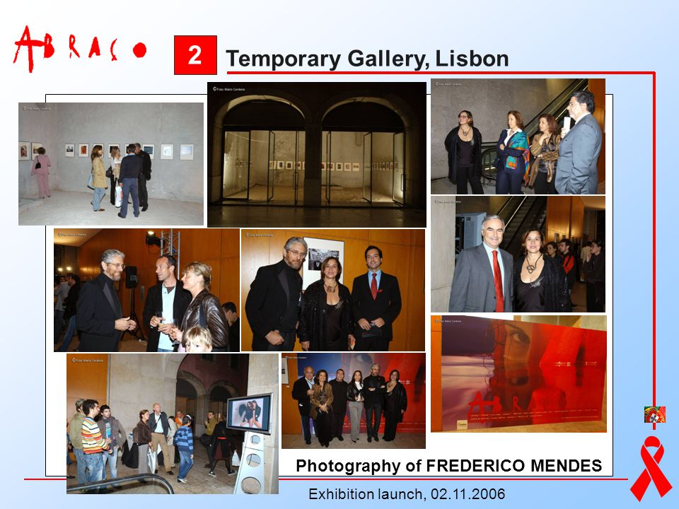 2 Temporary Gallery, Lisbon Photography of FREDERICO MENDES