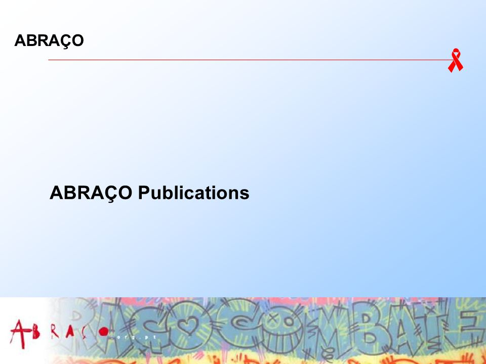 ABRAÇO ABRAÇO Publications