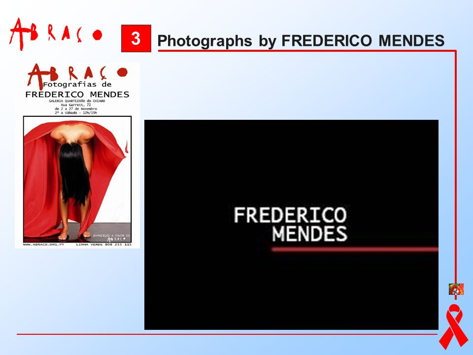 3 Photographs by FREDERICO MENDES