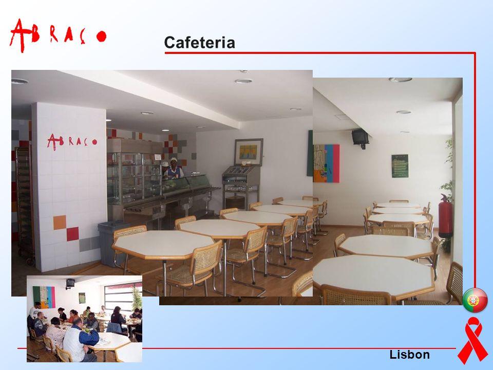 Cafeteria Lisbon