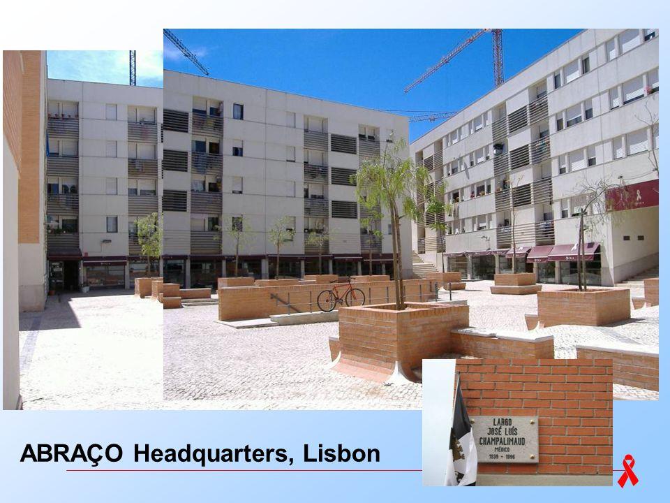 ABRAÇO Headquarters, Lisbon