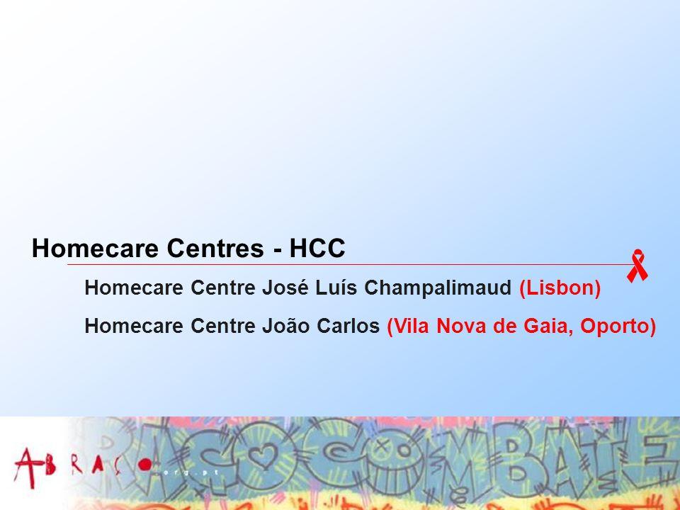 Homecare Centres - HCC Homecare Centre José Luís Champalimaud (Lisbon)