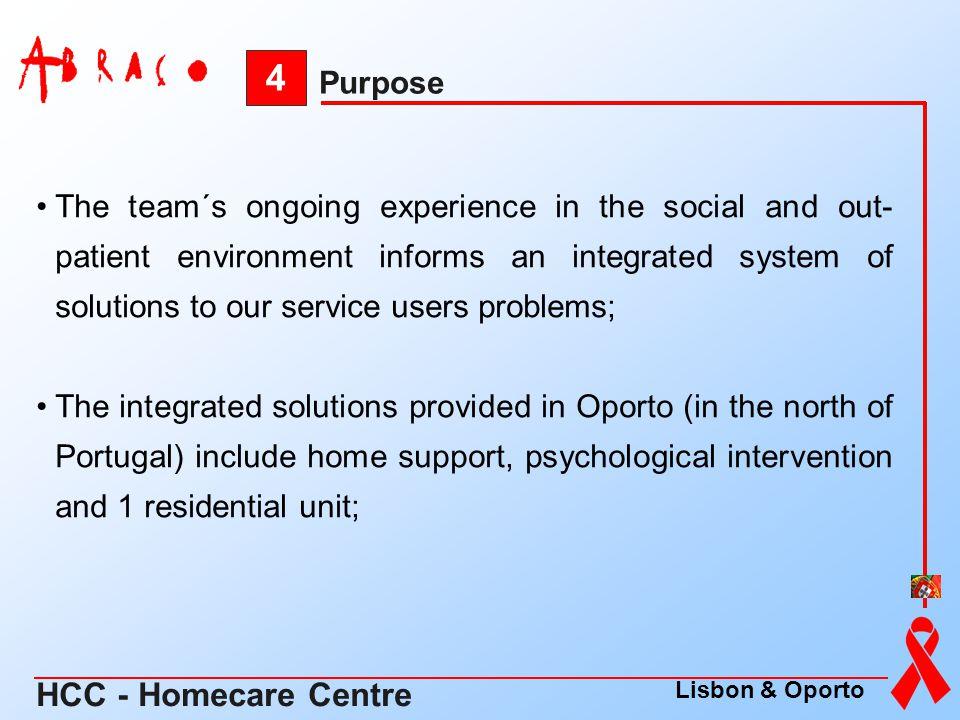 4 HCC - Homecare Centre Purpose