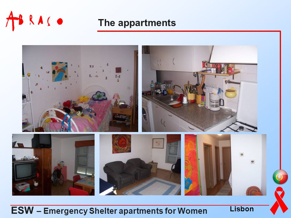 ESW – Emergency Shelter apartments for Women