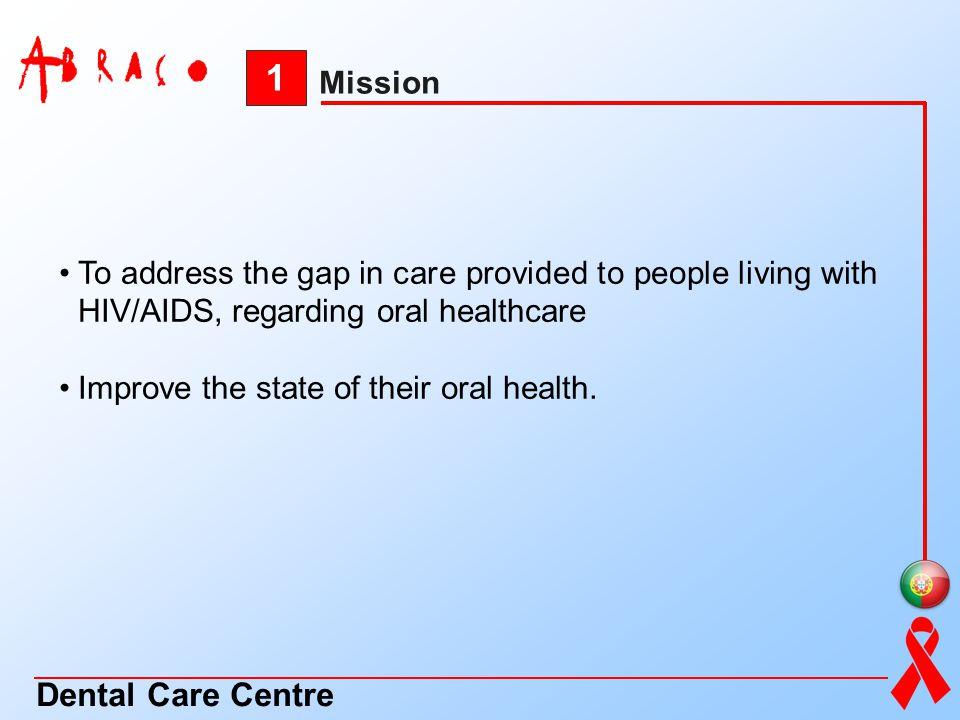 1 Dental Care Centre Mission