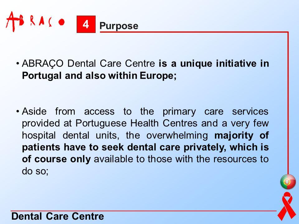 4 Dental Care Centre Purpose