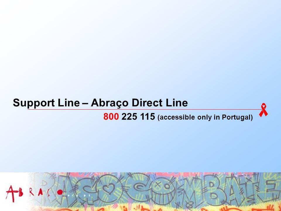 Support Line – Abraço Direct Line