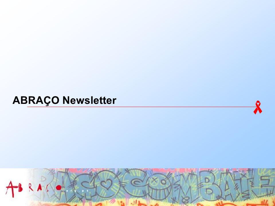 ABRAÇO Newsletter
