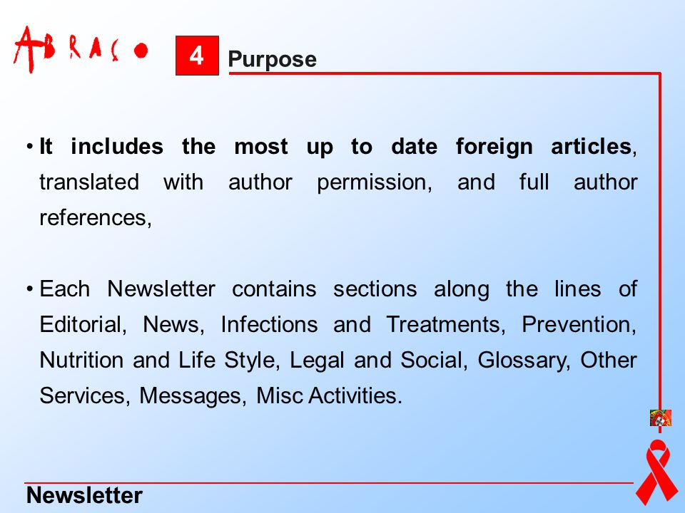 4 Purpose. It includes the most up to date foreign articles, translated with author permission, and full author references,