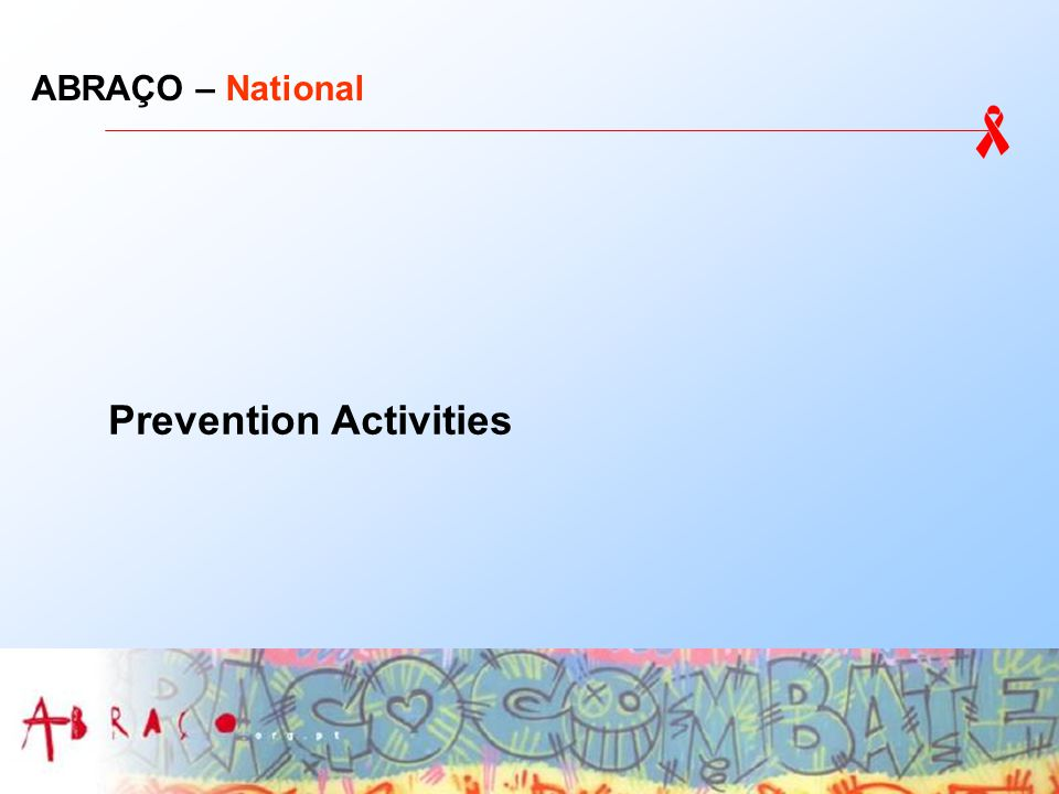 Prevention Activities