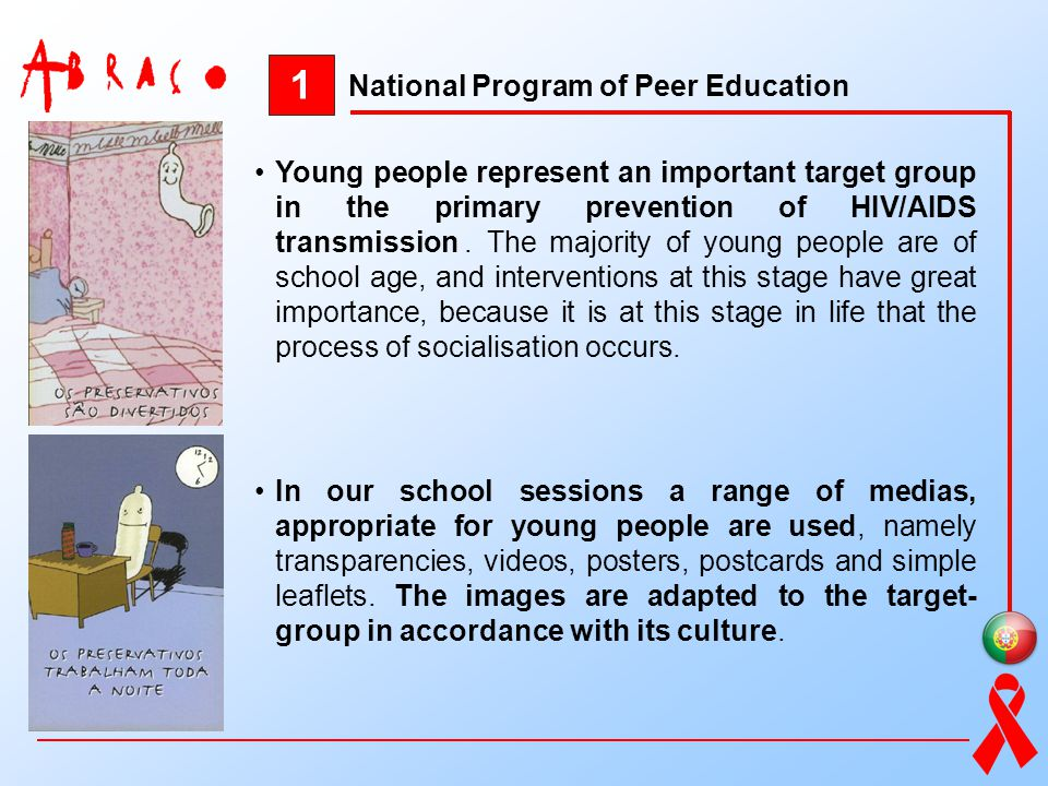 1 National Program of Peer Education