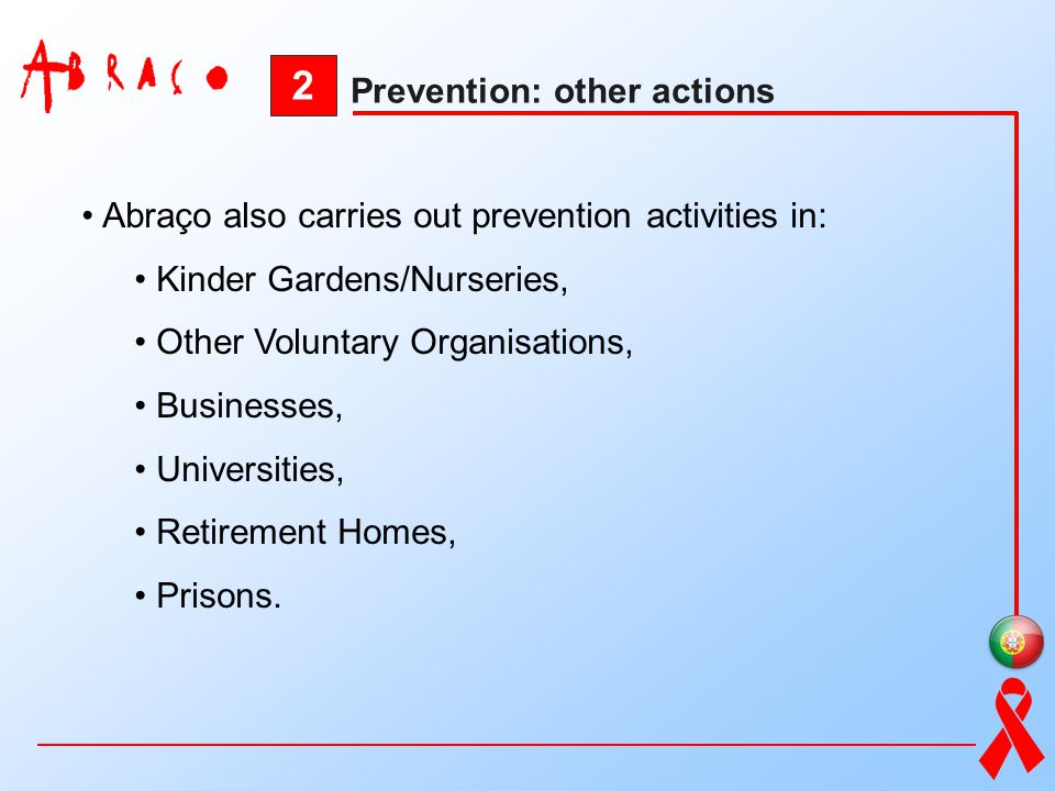 2 Prevention: other actions