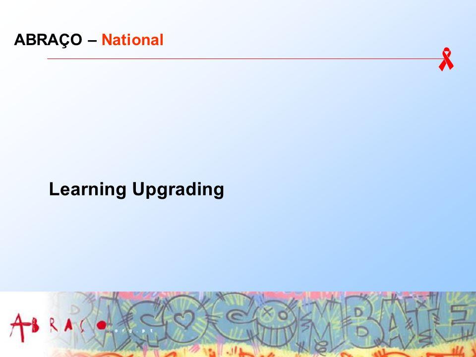 ABRAÇO – National Learning Upgrading