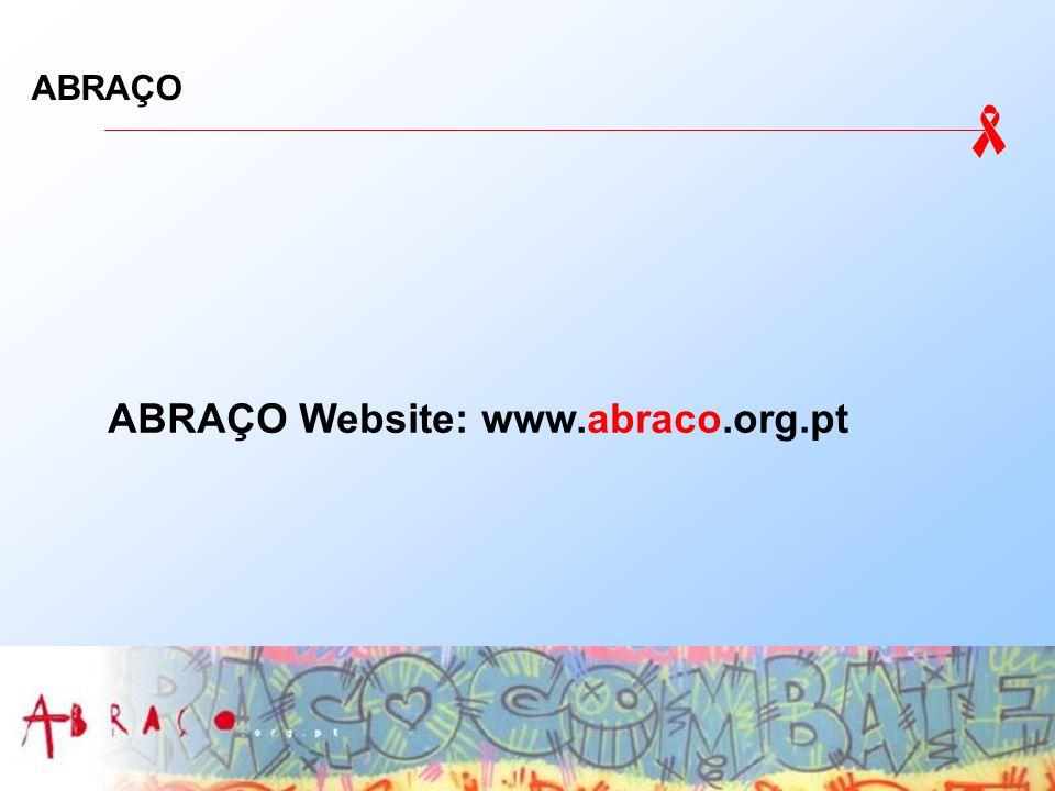ABRAÇO Website: www.abraco.org.pt