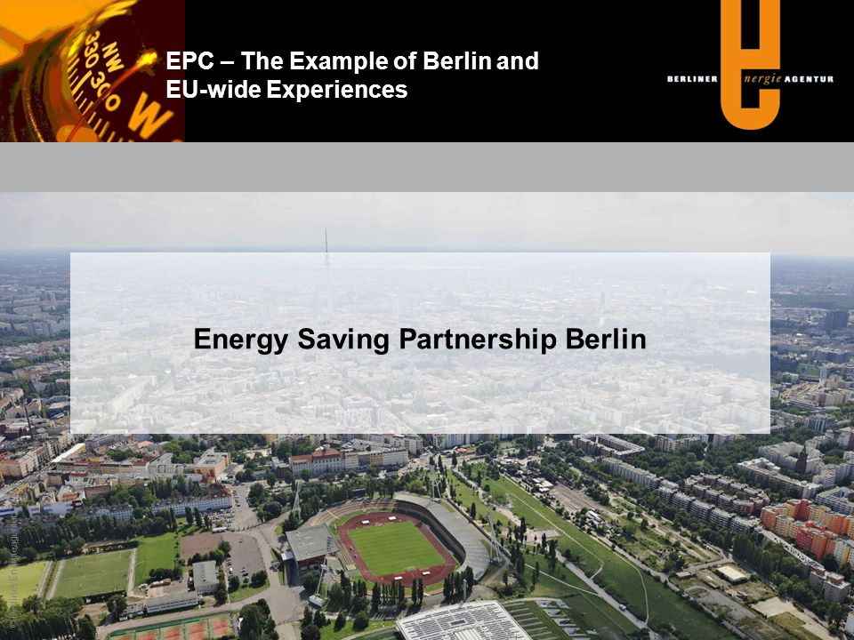 Energy Saving Partnership Berlin