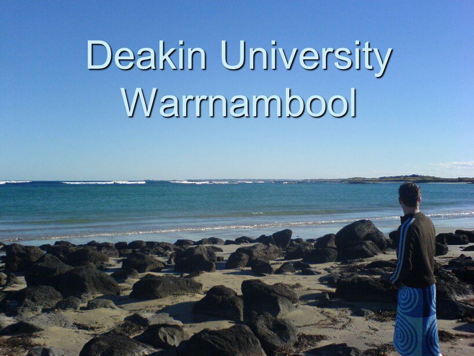 Deakin University Warrnambool