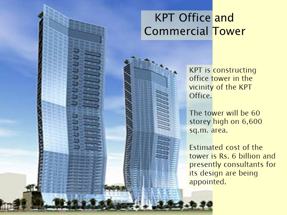 KPT Office and Commercial Tower