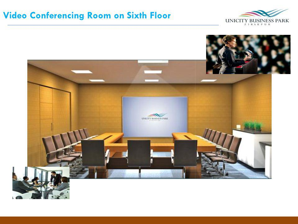 Video Conferencing Room on Sixth Floor