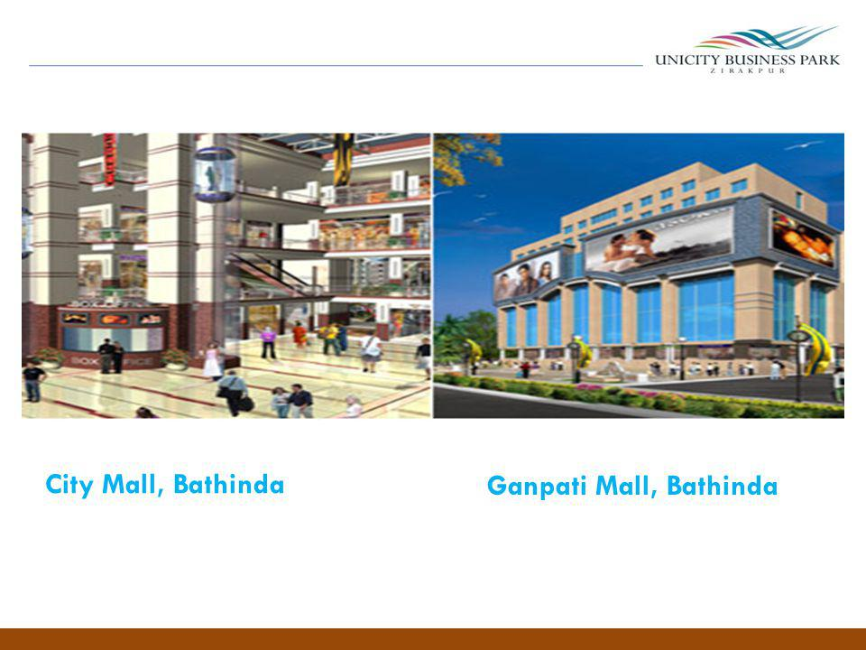 City Mall, Bathinda Ganpati Mall, Bathinda