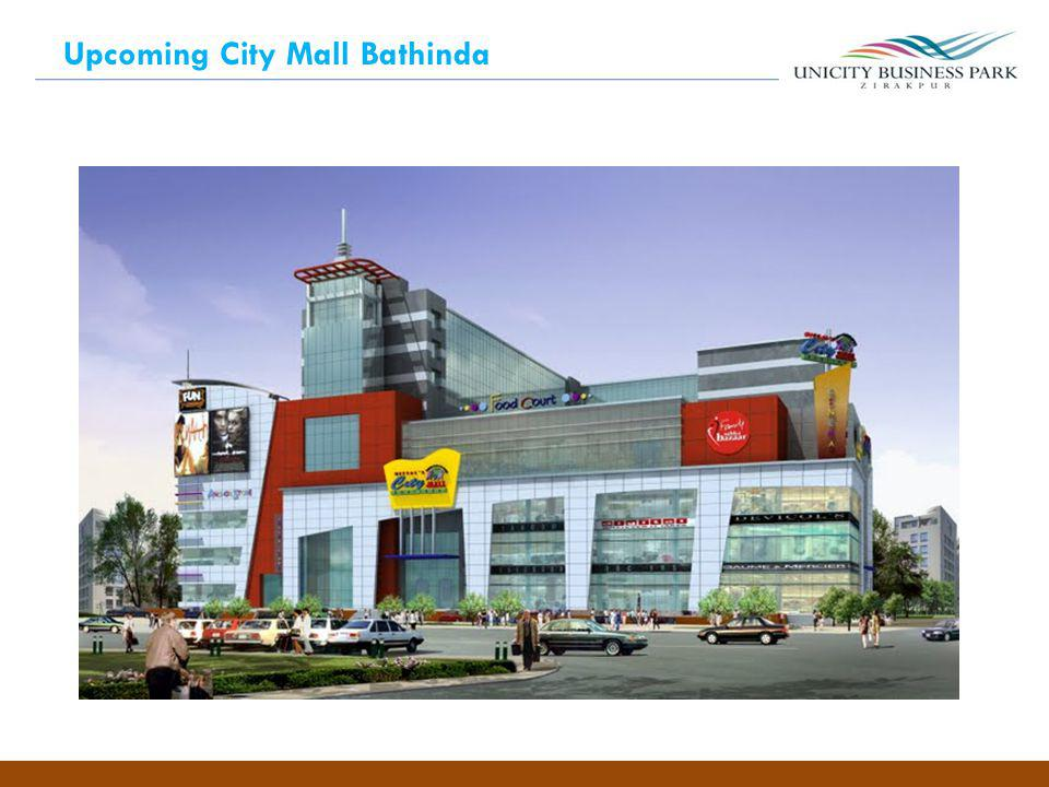 Upcoming City Mall Bathinda