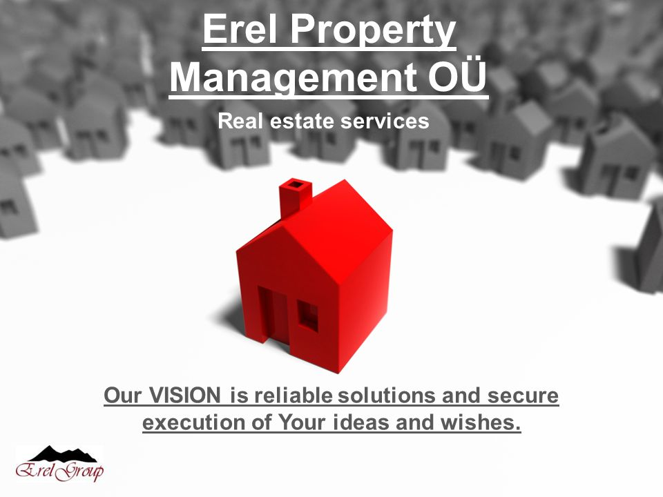 Erel Property Management OÜ