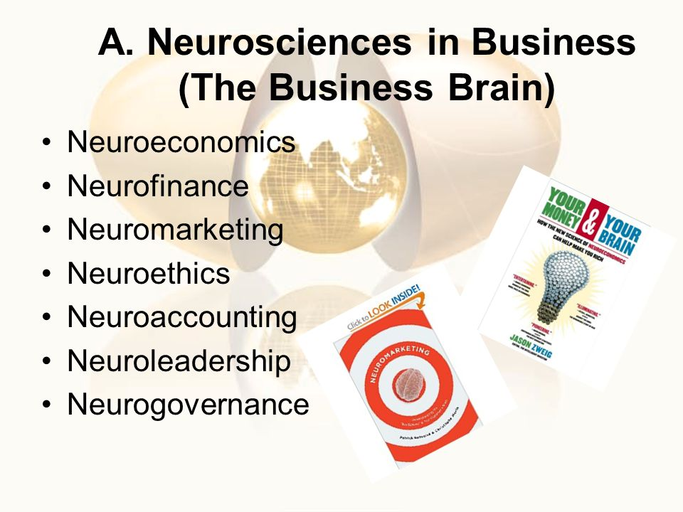 A. Neurosciences in Business (The Business Brain)