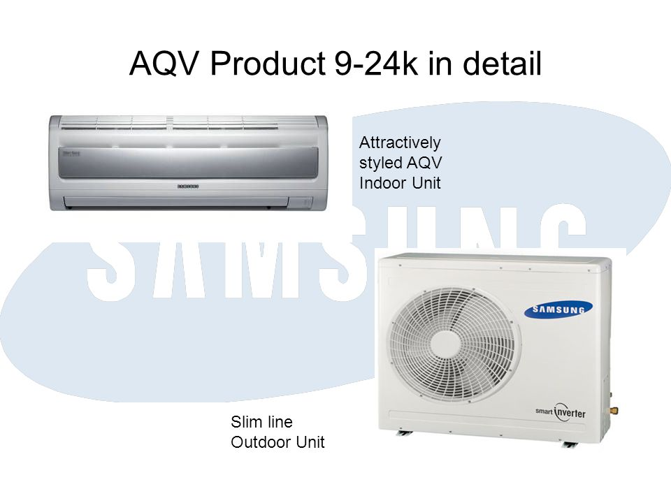 AQV Product 9-24k in detail