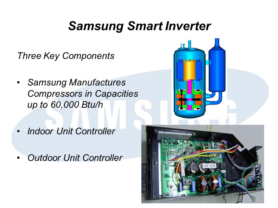 Samsung Smart Inverter