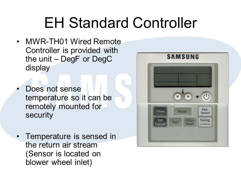 EH Standard Controller