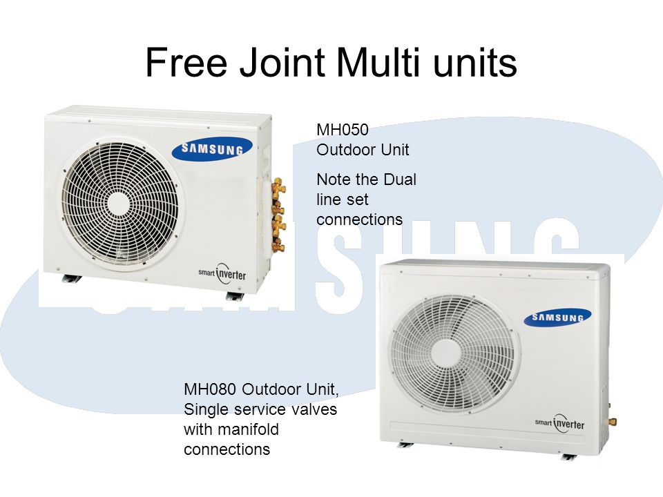 Free Joint Multi units MH050 Outdoor Unit