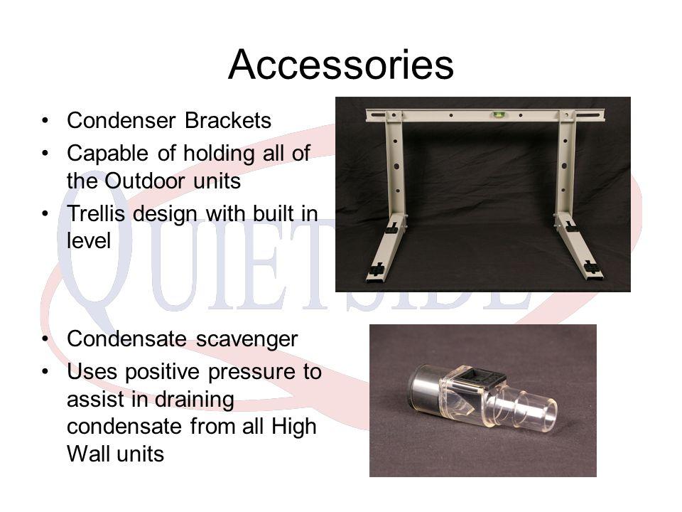 Accessories Condenser Brackets