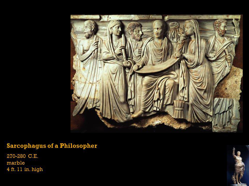 Sarcophagus of a Philosopher