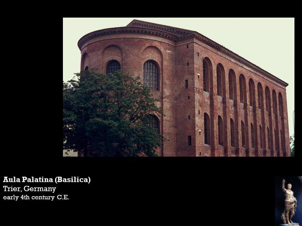 Aula Palatina (Basilica) Trier, Germany