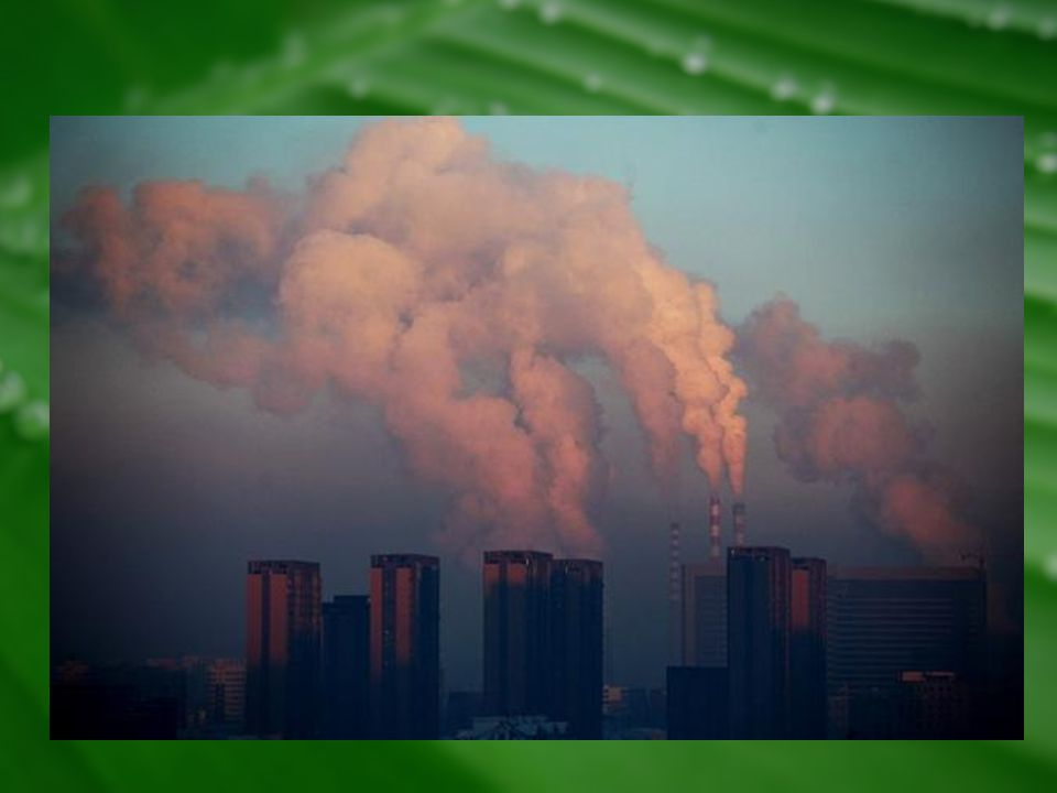By the increase of CO2 the greenhouse effect gets more and more expressed. The consequence is the global increase of the average temperature.