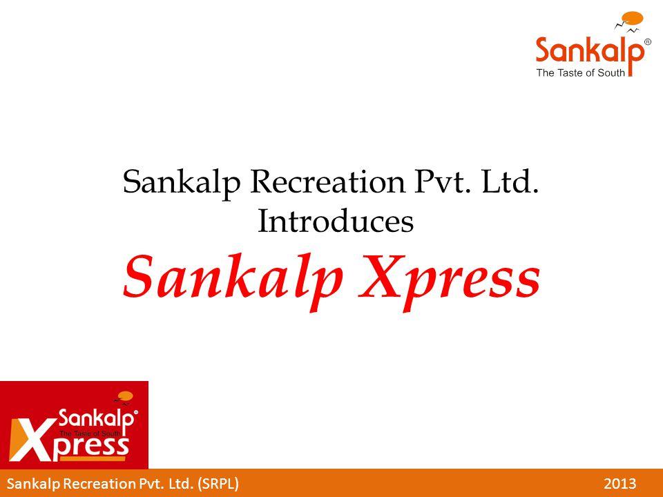 Sankalp Recreation Pvt. Ltd. Introduces Sankalp Xpress