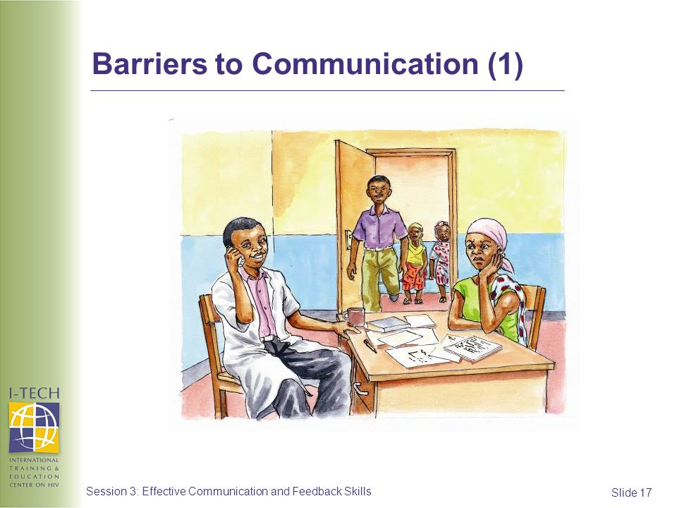 Barriers to Communication (1)
