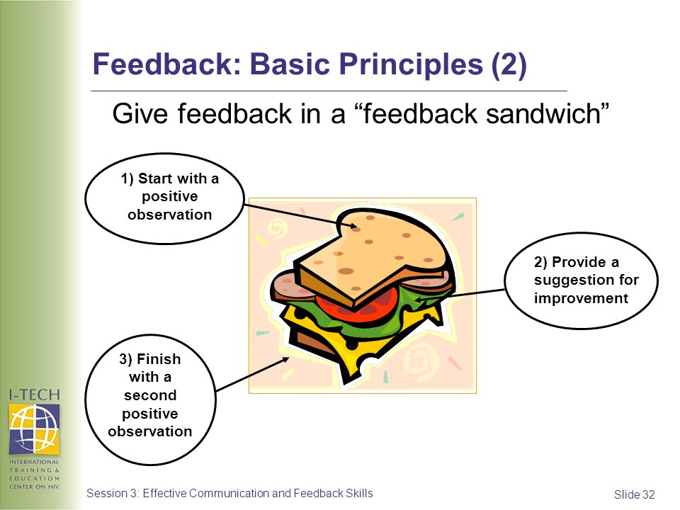Feedback: Basic Principles (2)