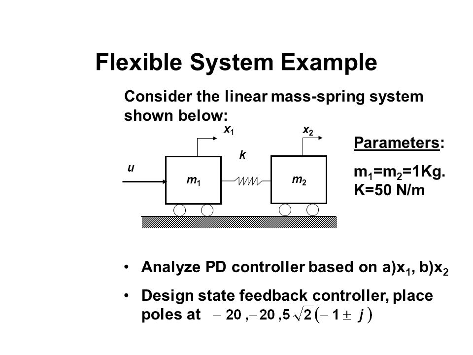 Flexible System Example
