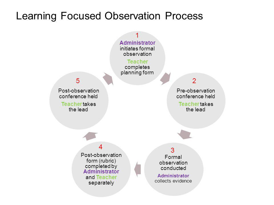 Learning Focused Observation Process