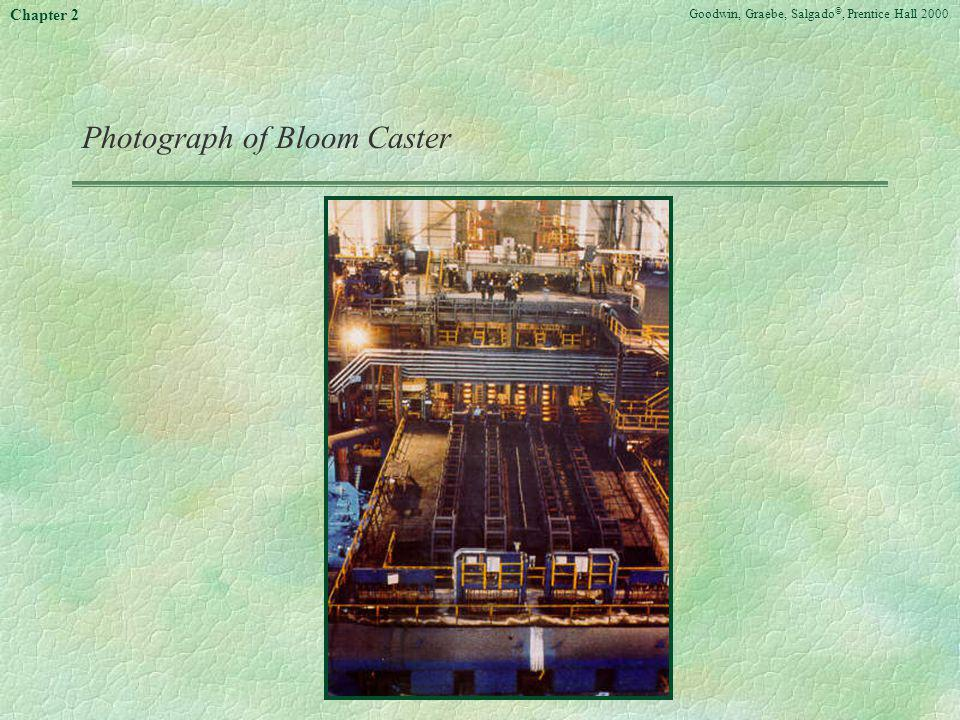 Photograph of Bloom Caster