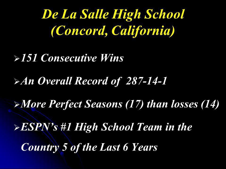 De La Salle High School (Concord, California)