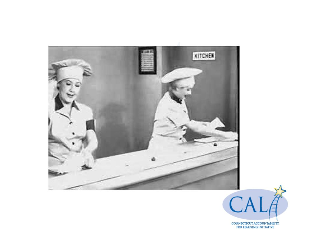 Look at this episode of I Love Lucy in the chocolate factory… Cue the audience Or what are the implications of coaching you view in this clip How could Lucy and Ethel benefit from coaching in this clip