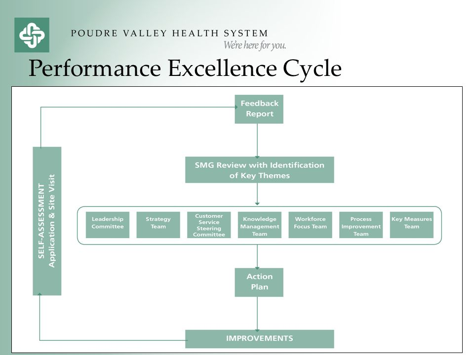 Performance Excellence Cycle