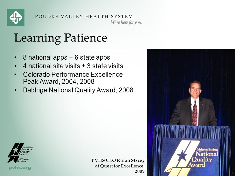 Learning Patience 8 national apps + 6 state apps