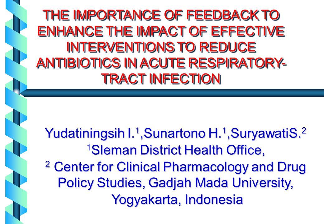 Yudatiningsih I.1,Sunartono H.1,SuryawatiS.2